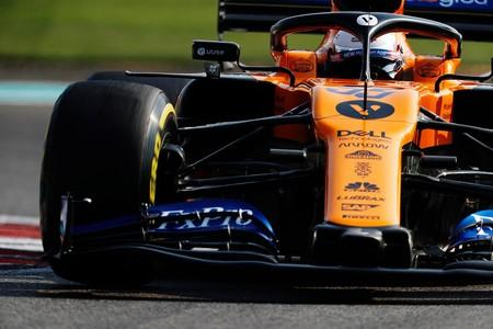 Sainz Abu Dabi F1 2019 2