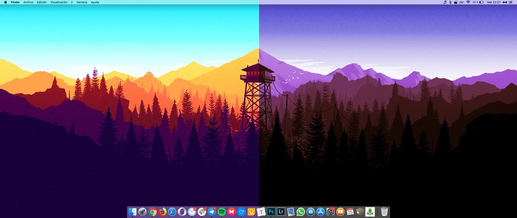 Dynamic Wallpaper Club: una comunidad para descargar o crear tus propios wallpapers dinámicos para macOS