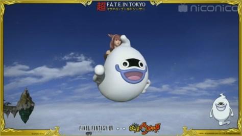 Final Fantasy Xiv Yo Kai Watch