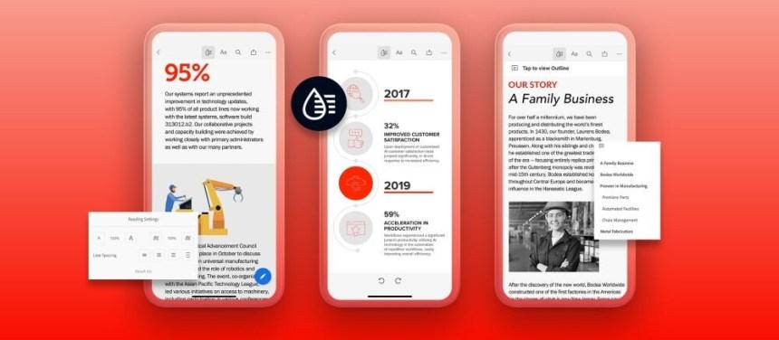 Adobe quiere mejorar los PDF de siempre con un nuevo