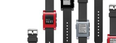 La guerra por ser el sucesor de Pebble, el smartwatch con autonomía de semanas y funcionamiento completo: Xiaomi, Fitbit y Huawei