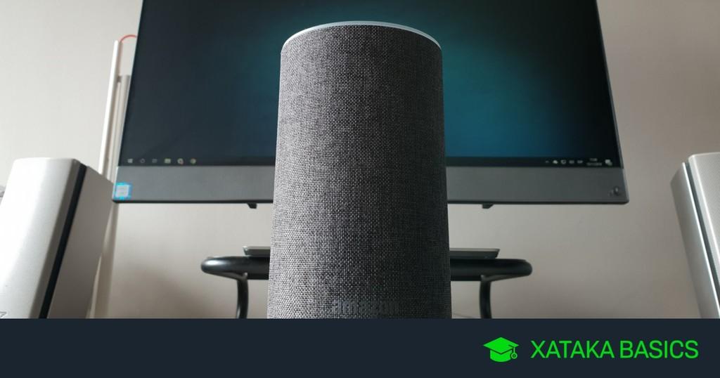 Cómo configurar por 1ª vez tu Amazon® Echo con Alexa
