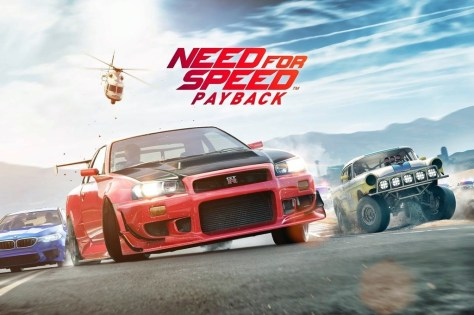 Need For Speed Payback 2017