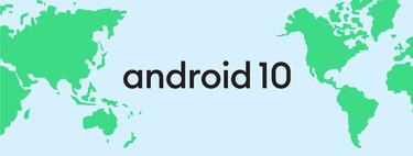 Android 10 ya está aquí: todas las novedades, móviles semejantes y cómo actualizar a la nueva versión(estable) de Android
