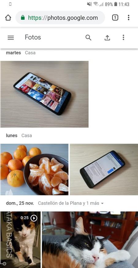 Webapp Google® Photo