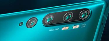 Los móviles con cámaras de 108 megapíxeles ya están aquí: qué ventajas tienen y cuáles son sus debilidades