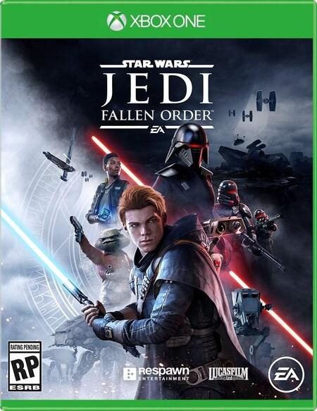 Juego de Star Wars para Xbox en Navidad