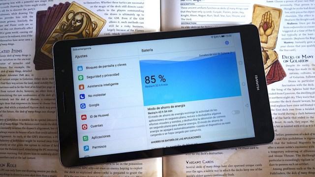 Bateria Mediapad