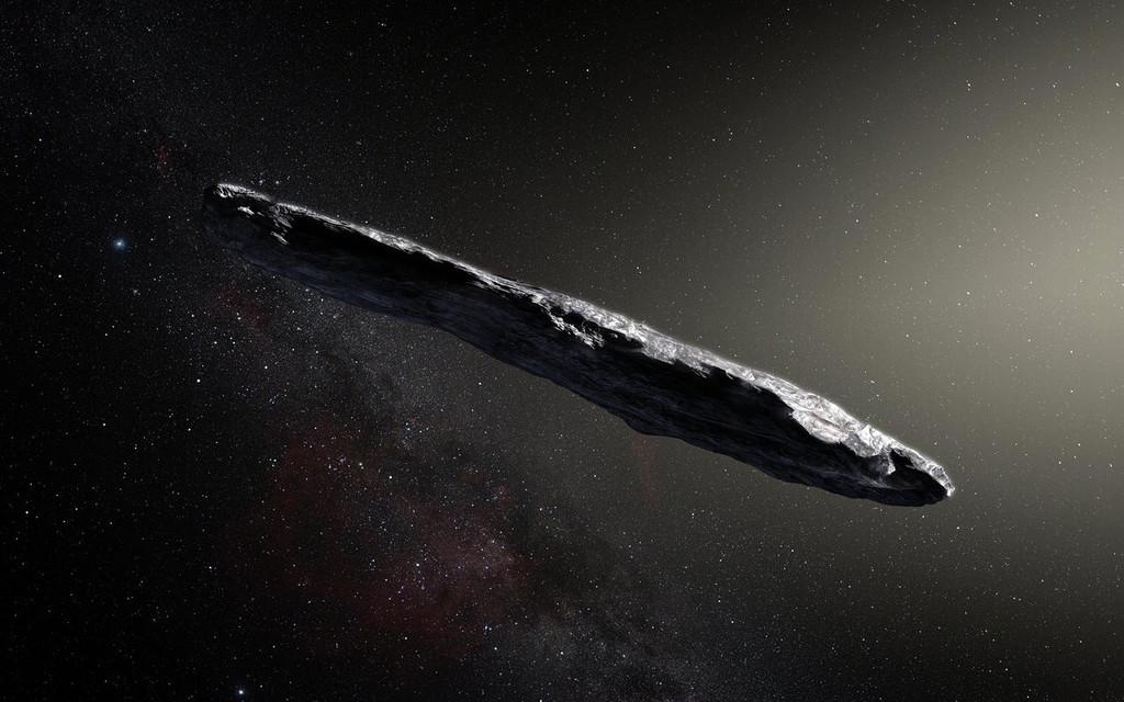 Los restos de un naufragio espacial: la ultima teoría sobre Oumuamua llega de Harvard y reaviva la idea de la nave espacial