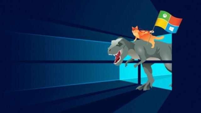 Microsoft T Rex