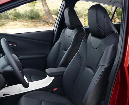 Asiento Toyota Prius