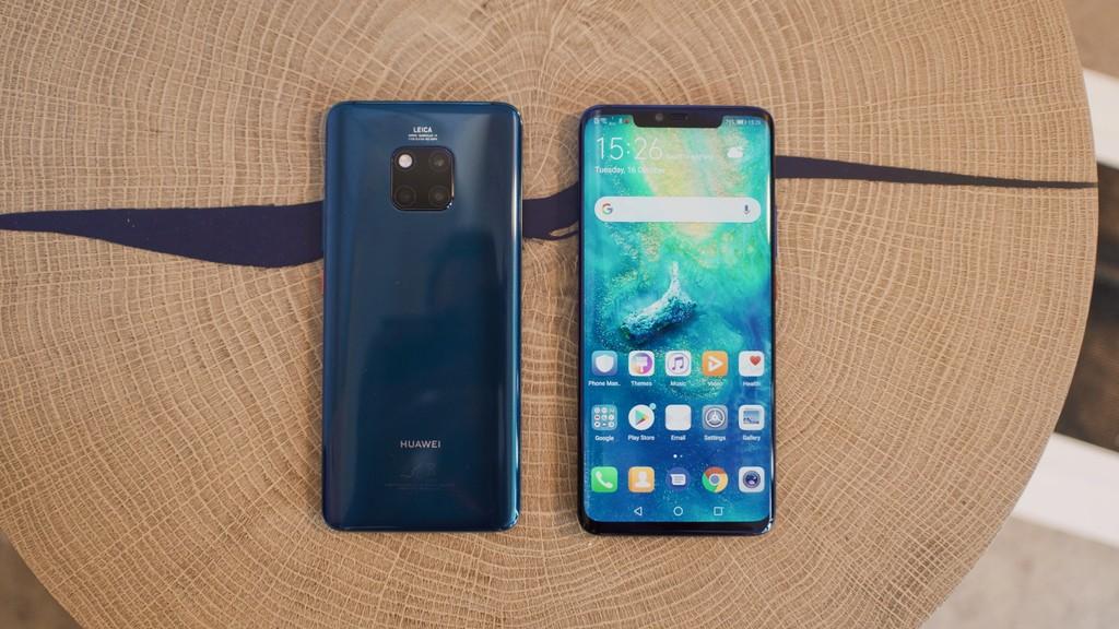 Huawei Mate 20 Pro y Mate 20, primeras impresiones: mas potencia en su Kirin 980 para potenciar sus 4 cámaras
