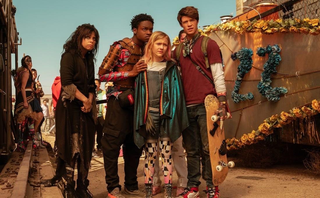 Daybreak' es cancelada: la serie de Netflix no tendrá temporada 2