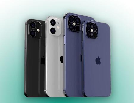 iPhone 12 filtrado