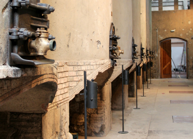 Tunel De Aromas
