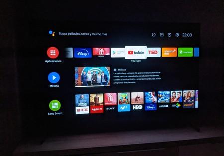 Android Tv Menu