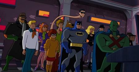 Scooby Doo et le Fearless Batman