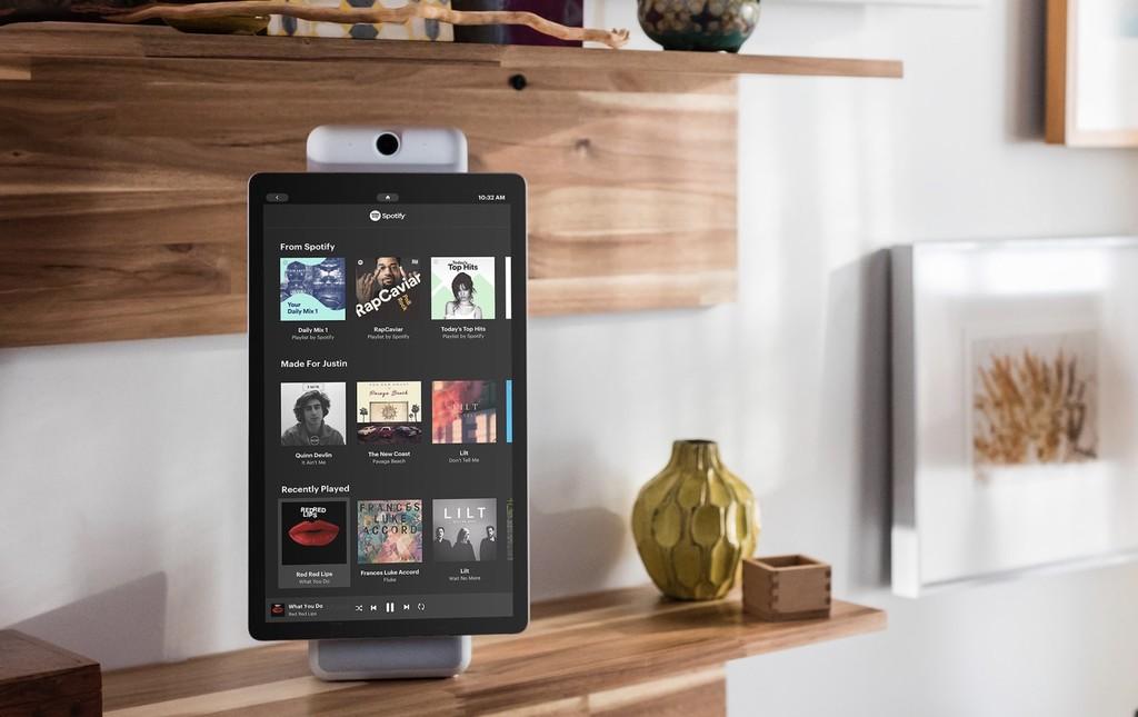 Permalink to Facebook presenta Portal, su altavoz inteligente con cámara y pantalla para ver y escuchar en el hogar