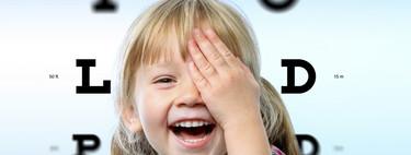15 juegos y actividades divertidas para estimular la visión de los niños con ojo vago