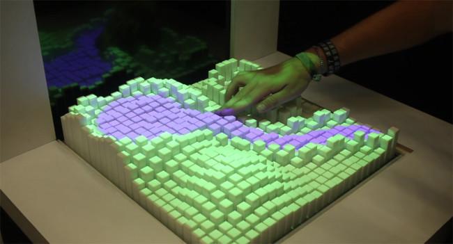 Permalink to Esta interfaz física en 3D es capaz de imitar materiales sólidos y hasta líquidos