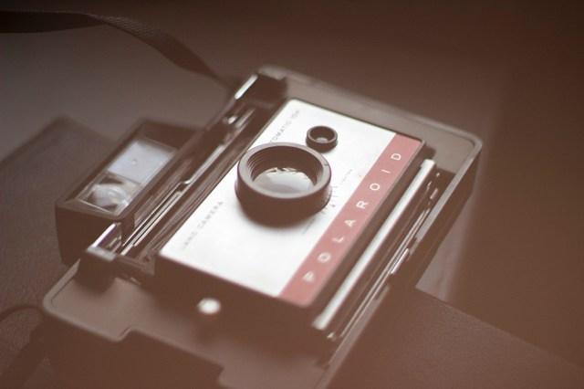 Magia Detras Polaroid Foto Instantanea 05