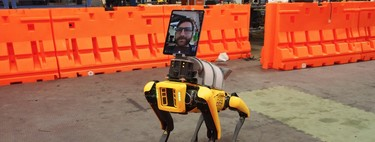 Además de correr, ahora ayuda en hospitales: la telemedicina es una nueva oportunidad para el perro robótico de Boston Dynamics