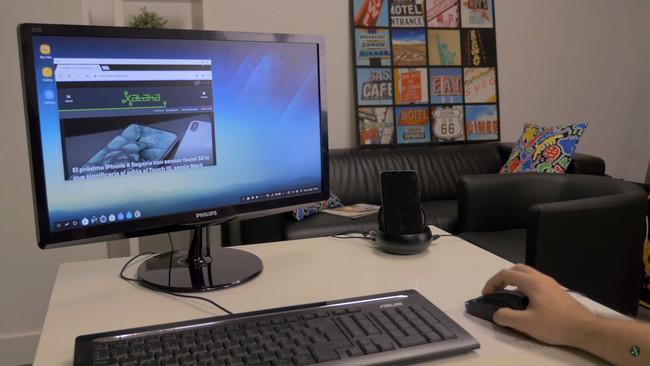 Permalink to Linux on Galaxy: Samsung quiere que DeX convierta tu móvil en un PC con distros GNU/Linux