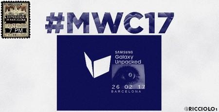 Galaxy S8 MWC 2017