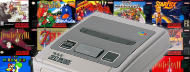 Por qué la SNES fue (y sigue siendo) para muchos la mejor consola de Nintendo