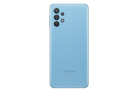 Samsung Galaxy A32 5G trasera azul