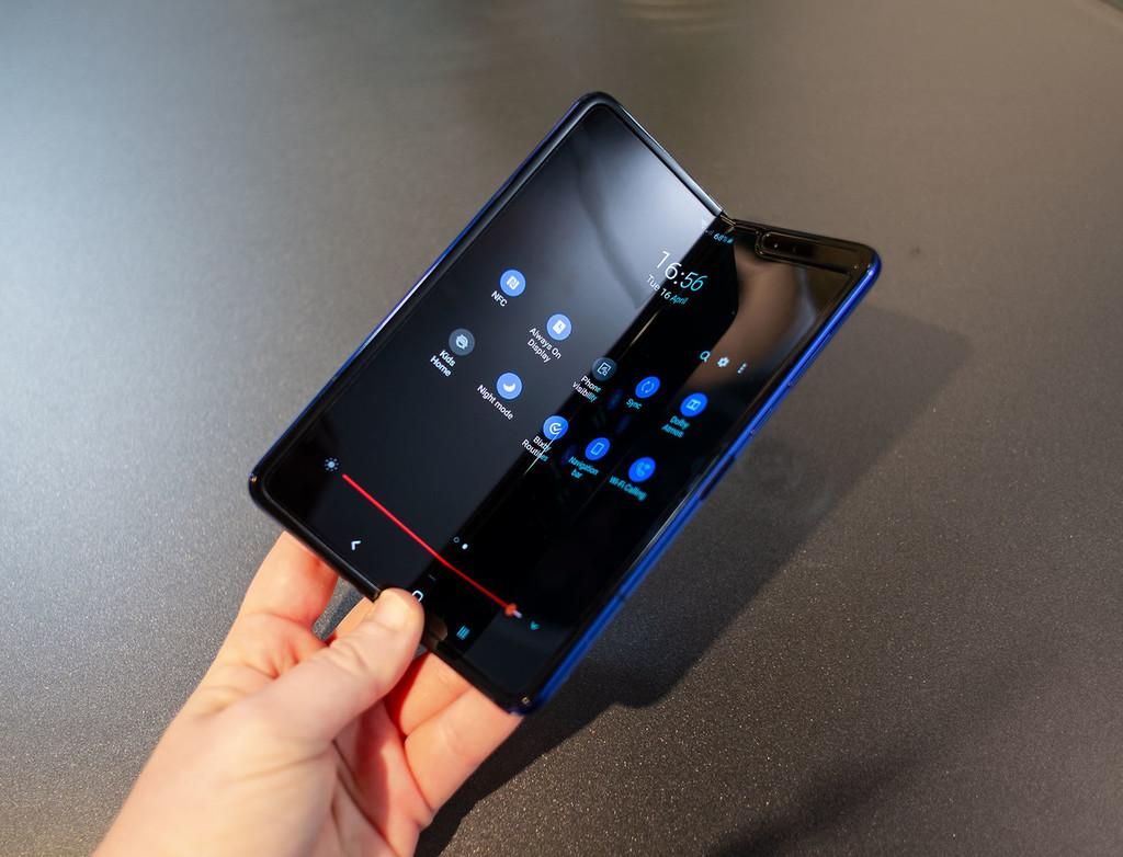 Samsung confirma que aplaza indefinidamente el lanzamiento y puesta a la venta del Galaxy Fold