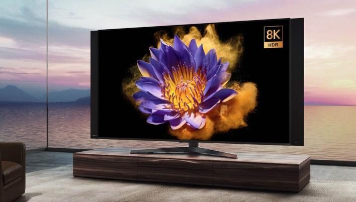 Xiaomi Mi TV Master Extreme: el primer televisor 8K de Xiaomi llega con un gigantesco panel mini-LED de 82