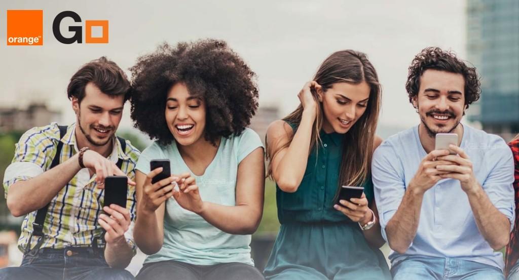 Orange establecerá un nuevo máximo de 40 GB en sus tarifas moviles Go, tras un crecimiento de gigas gratuito