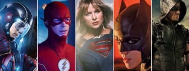 'Crisis on Infinite Earths': Todo lo que sabemos del crossover del Arrowverso más ambicioso hasta la fecha