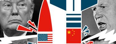La nueva guerra fría entre China y Estados Unidos ya tiene su crisis de los misiles: Huawei, el sector móvil y el 5G