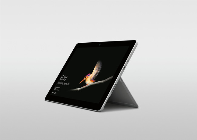 """Permalink to Surface Go, Microsoft ya tiene una tablet ligera, """"asequible"""" y lista para competir contra el iPad"""