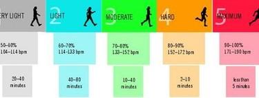 La frecuencia cardíaca y el entrenamiento ¿cómo se calcula, qué valores son adecuados?