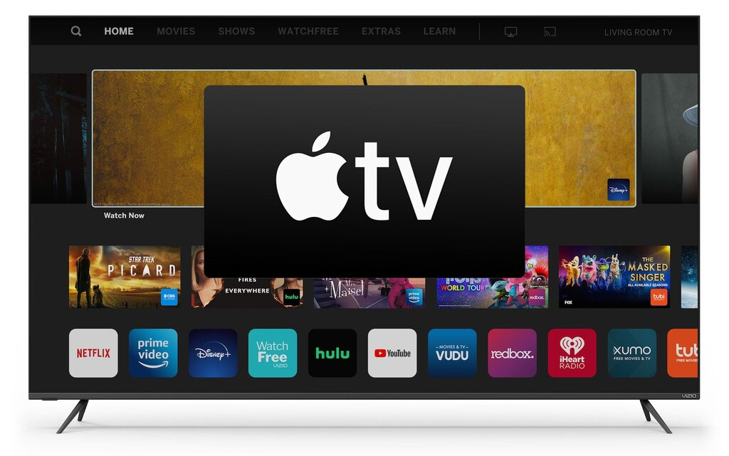 Apple TV en dispositivos Google: la app llegará al Chromecast con Google TV y Android TV en 2021