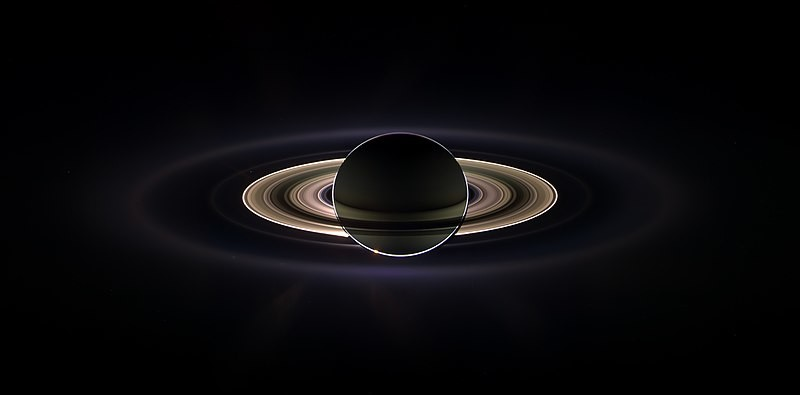 Una larguísima elegía saturniana: los anillos de Saturno parecen condenados a marcharse mucho antes de lo que pensábamos