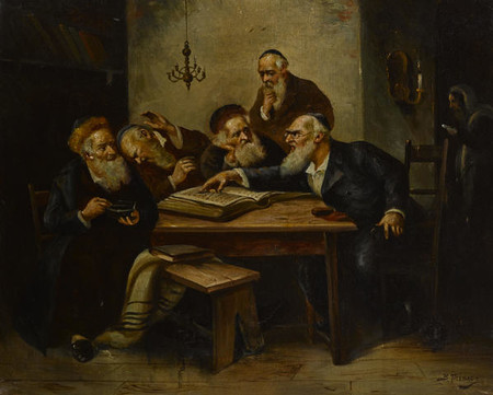 Bernard Trebacz Argument Of The Scholars