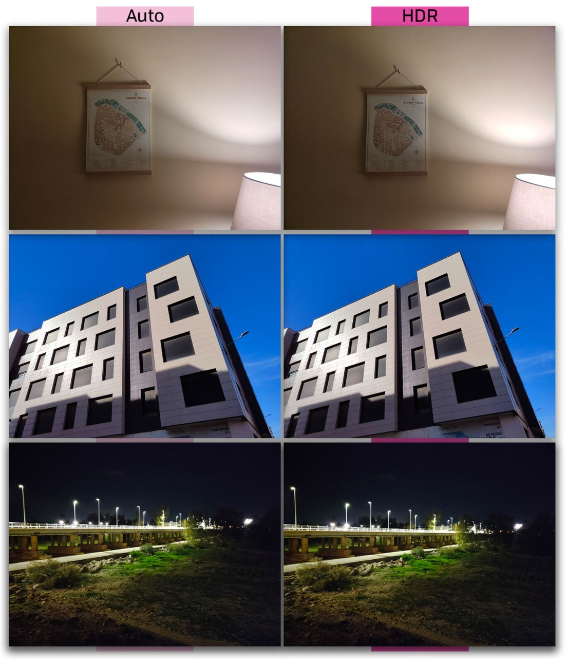 Realme 8 Pro Comparacion Hdr
