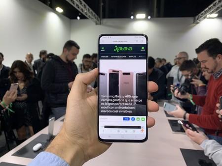 Samsung Galaxy A80 Xataka