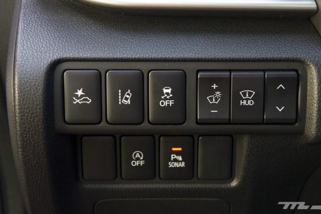 Mitsubishi Eclipse Cross, demuestra contacto