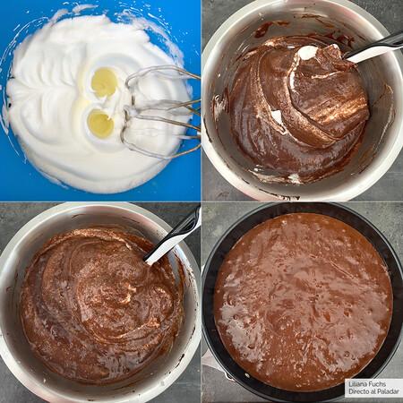Cake Baker Steps