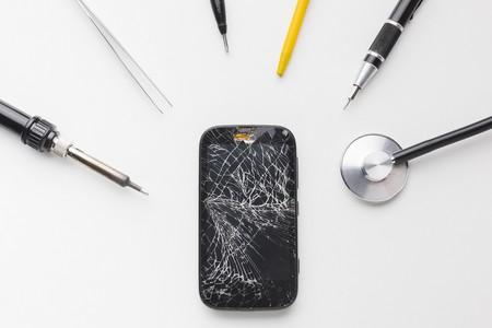 Diagnóstico de móvil averiado