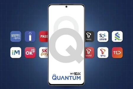 Samsung Galaxy Quantum 2 Oficial Caracteristicas Tecnicas Chip Cifrado Cuantico