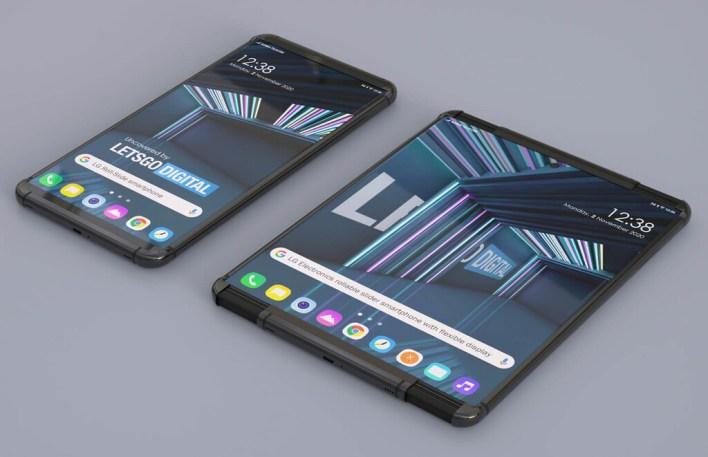 'Project B' apunta a ser el primer smartphone enrollable de LG: los rumores lo sitúan para marzo de 2021