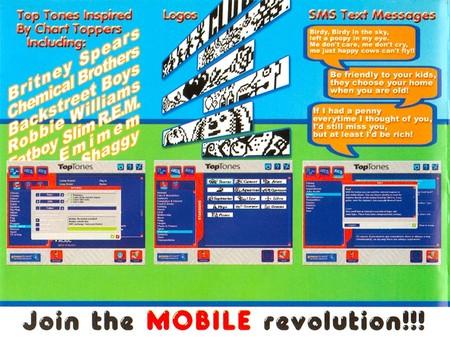 Mobile Top Tones Logos Back