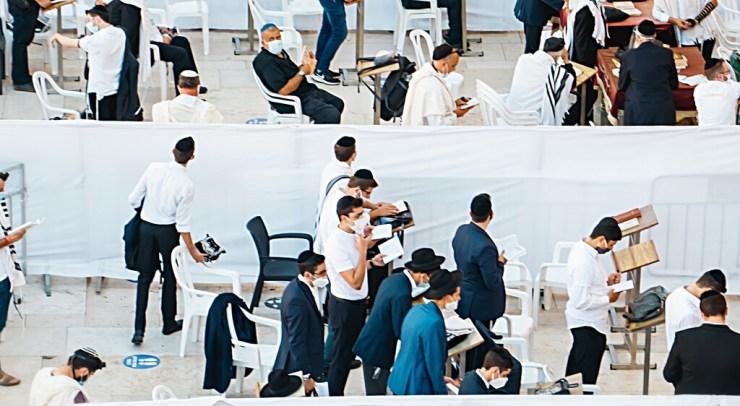 """Israel ha vacunado a la mitad de su población, pero su éxito también se debe a medidas como la """"Oficina del Abogado del Diablo"""""""