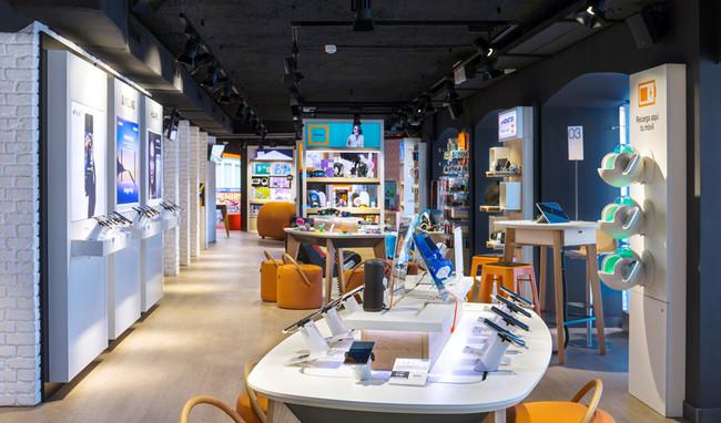 Orange invertirá 42 millones de euros hasta 2020 en transformar y abrir nuevas tiendas físicas